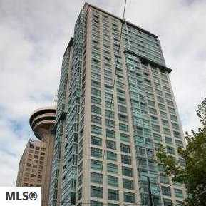 Main Photo:  in Vancouver: Downtown Condo for rent (Vancouver West)