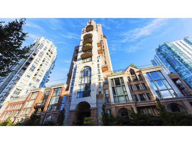 Main Photo:  in Vancouver: Yaletown Condo for rent ()  : MLS®# AR012