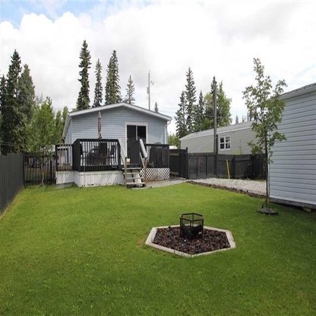 Main Photo: 4934 HENREY ROAD in : Lafreniere Manufactured Home for sale : MLS®# R2350889