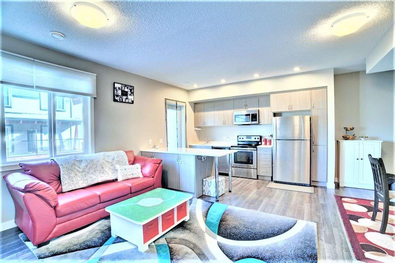 Main Photo: 49 446 ALLARD Boulevard in Edmonton: Zone 55 Townhouse for sale : MLS®# E4178617