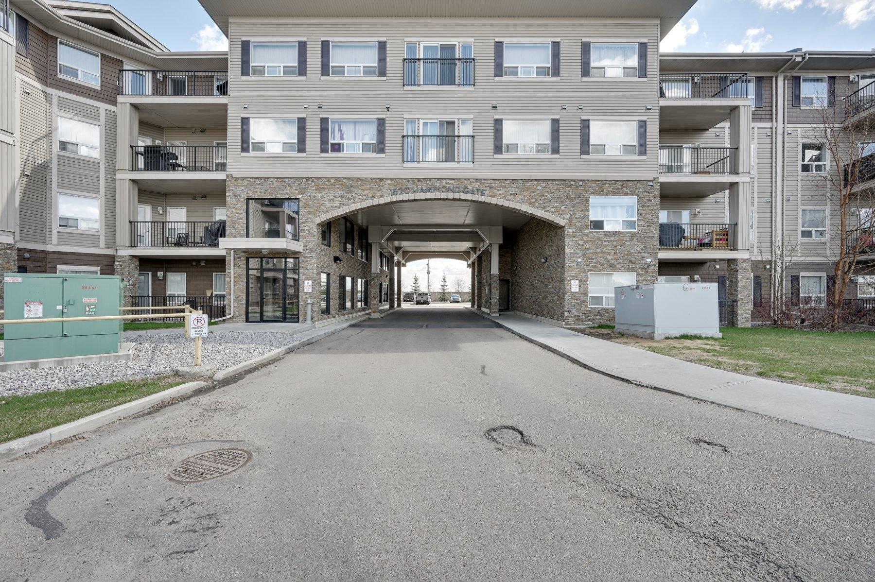 Main Photo: 240 1520 Hammond Gate NW in Edmonton: Condo for sale