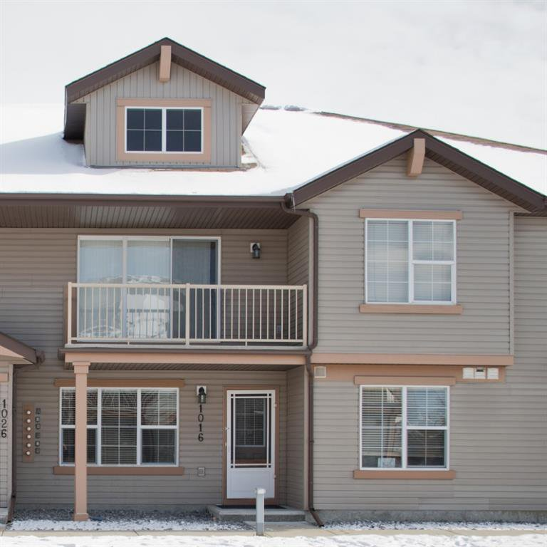 Ground Floor Condo, 1016 - 31 Jamieson Ave,  Red Deer
