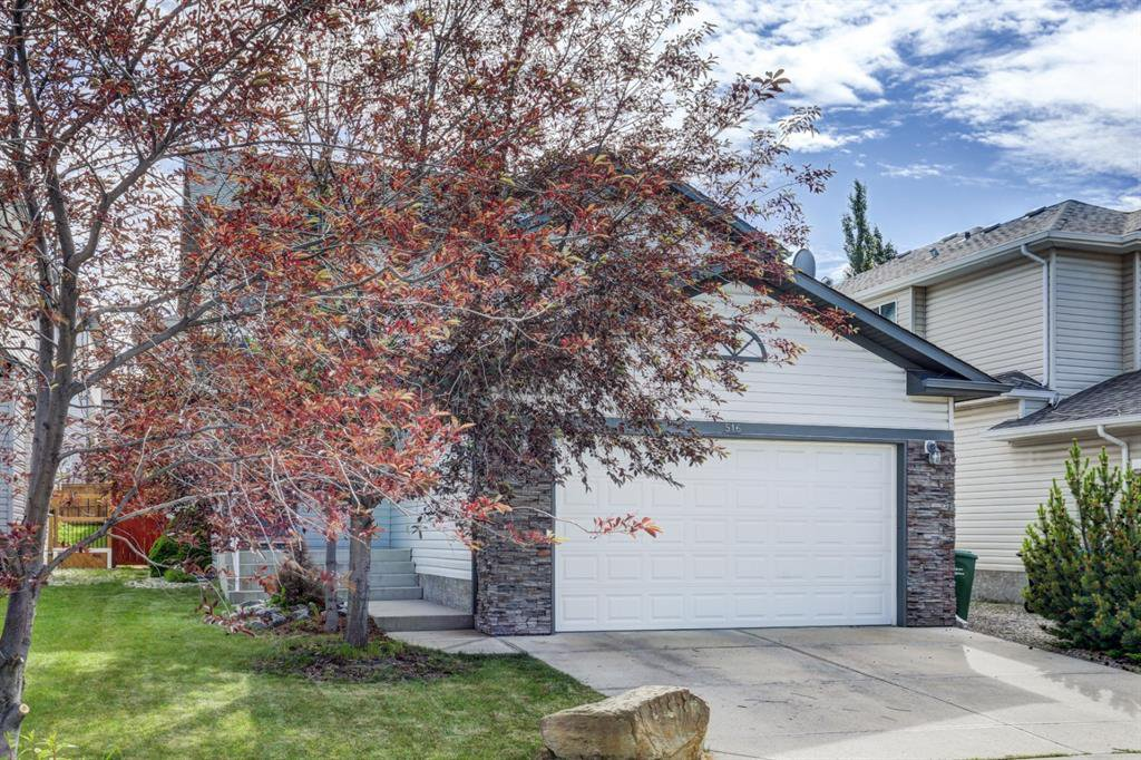 Main Photo: 516 ROCKY RIDGE Drive NW in Calgary: Rocky Ridge Detached for sale : MLS®# A1012891
