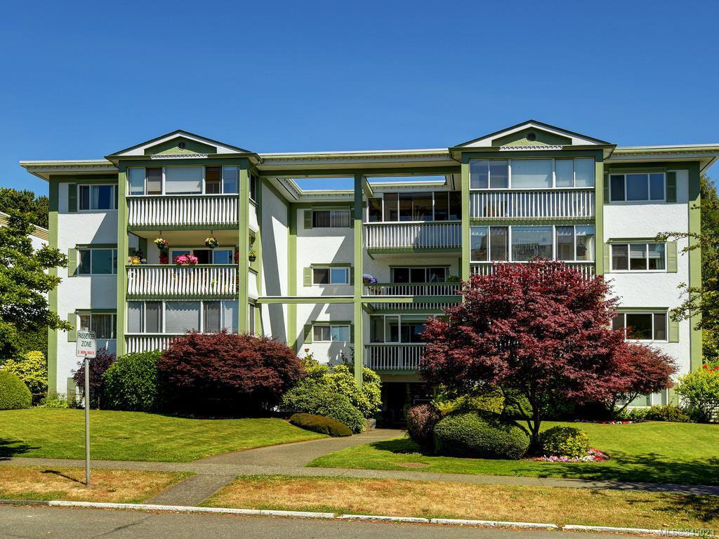 Main Photo: 202 415 Linden Ave in Victoria: Vi Fairfield West Condo for sale : MLS®# 845023
