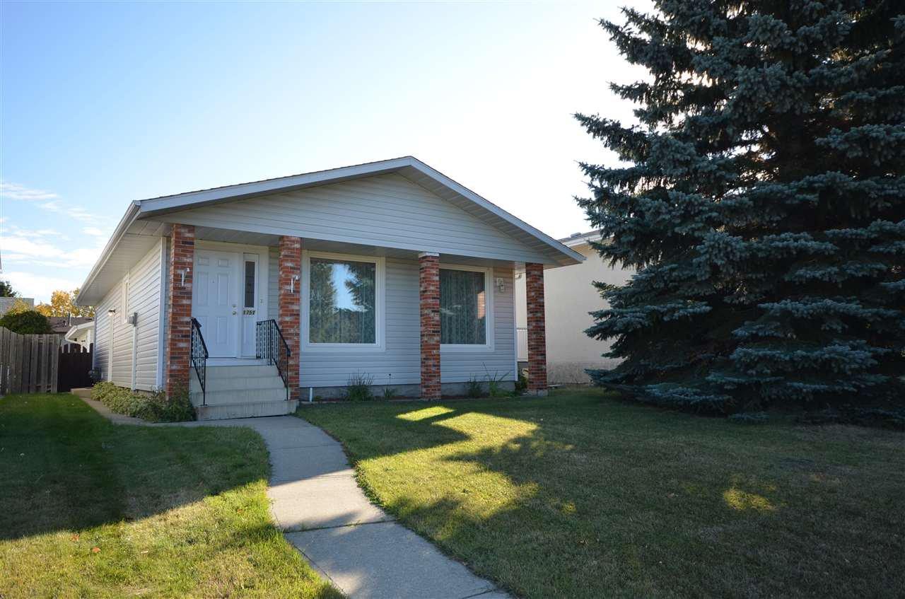 1751 62 Street Edmonton 4 Bed 2.5 Bath Family House For Sale E4216829