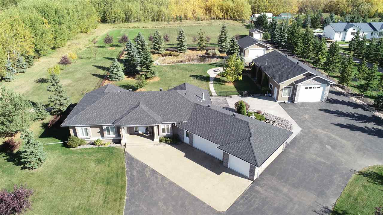 Main Photo: 373 51369 RGE RD 225: Rural Strathcona County House for sale : MLS®# E4217577