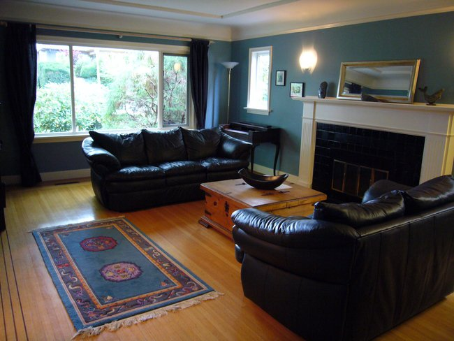 Photo 4: Photos: 3821 WEST BROADWAY in Vancouver West: Point Grey Home for sale ()  : MLS®# V670161