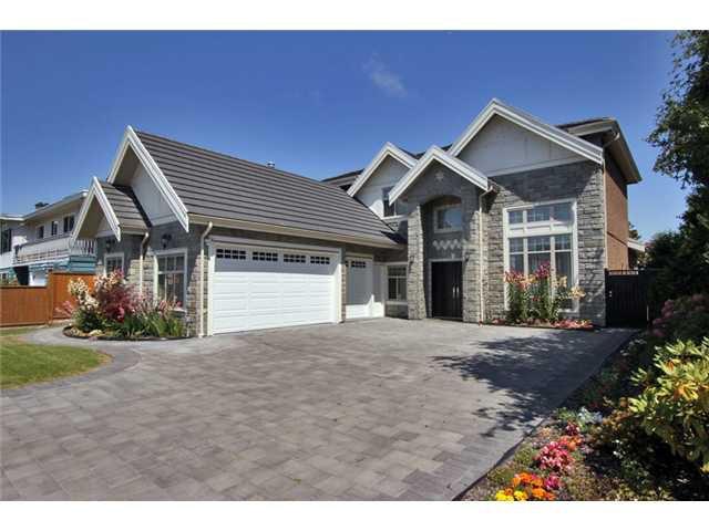 "Main Photo: 6640 RIVERDALE Drive in Richmond: Riverdale RI House for sale in ""RIVERDALE"" : MLS®# V1018693"