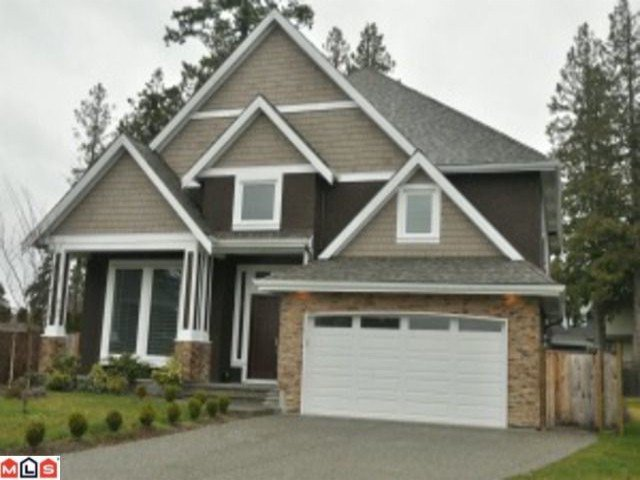Main Photo: 2116 Indian Fort Drive in South Surrey, White Rock: Crescent Bch Ocean Pk. House for sale (South Surrey White Rock)  : MLS®# F1206114