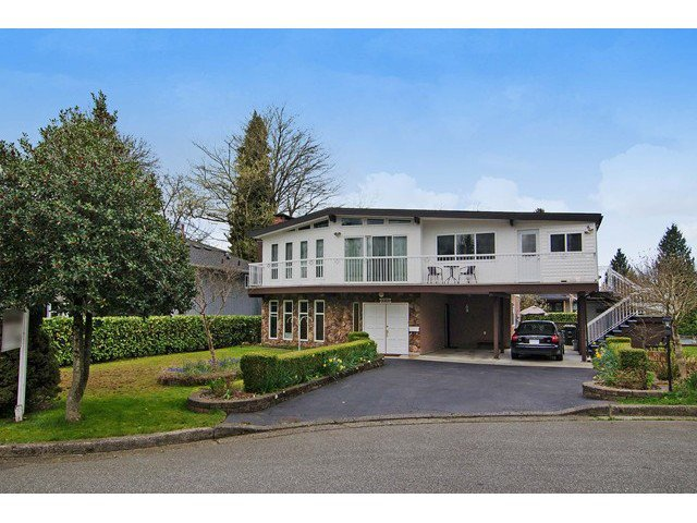 Main Photo: 1041 Ridley Dr in Burnaby: Sperling-Duthie House for sale (Burnaby North)