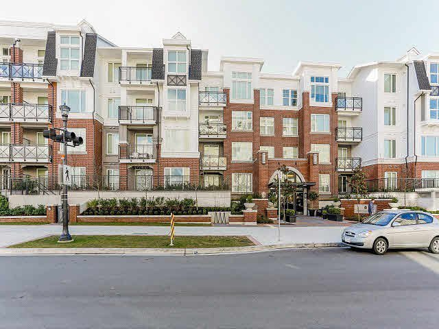 Main Photo: #309 - 9388 McKim Way, in Richmond: West Cambie Condo for sale : MLS®# V1048799