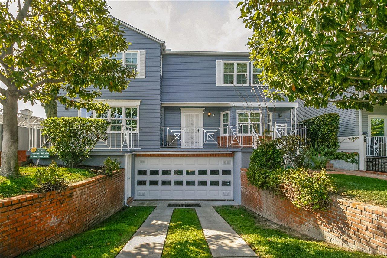 Main Photo: Condo for sale : 3 bedrooms : 736 F Ave in Coronado