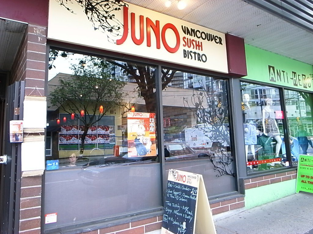 Main Photo: ~ SEYMOUR & DAVIE ~ in : Downtown Business for sale (Vancouver)  : MLS®# C8011353