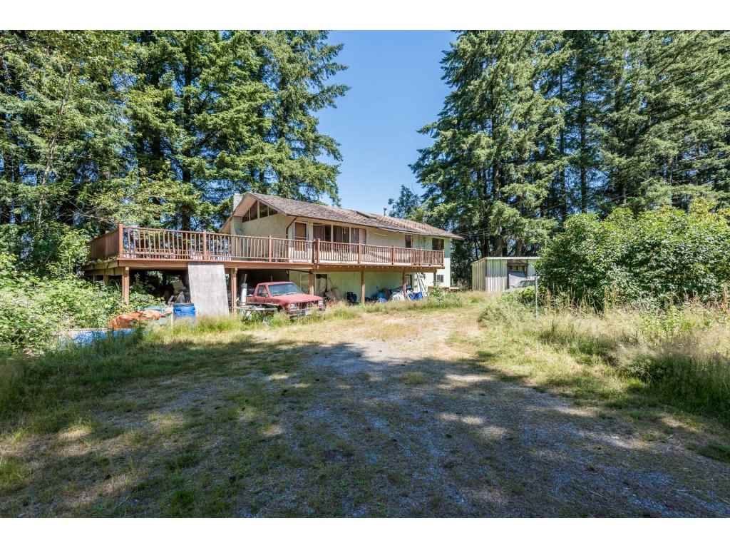 Main Photo: 25485 48 AVENUE in Langley: Salmon River House for sale : MLS®# R2185591