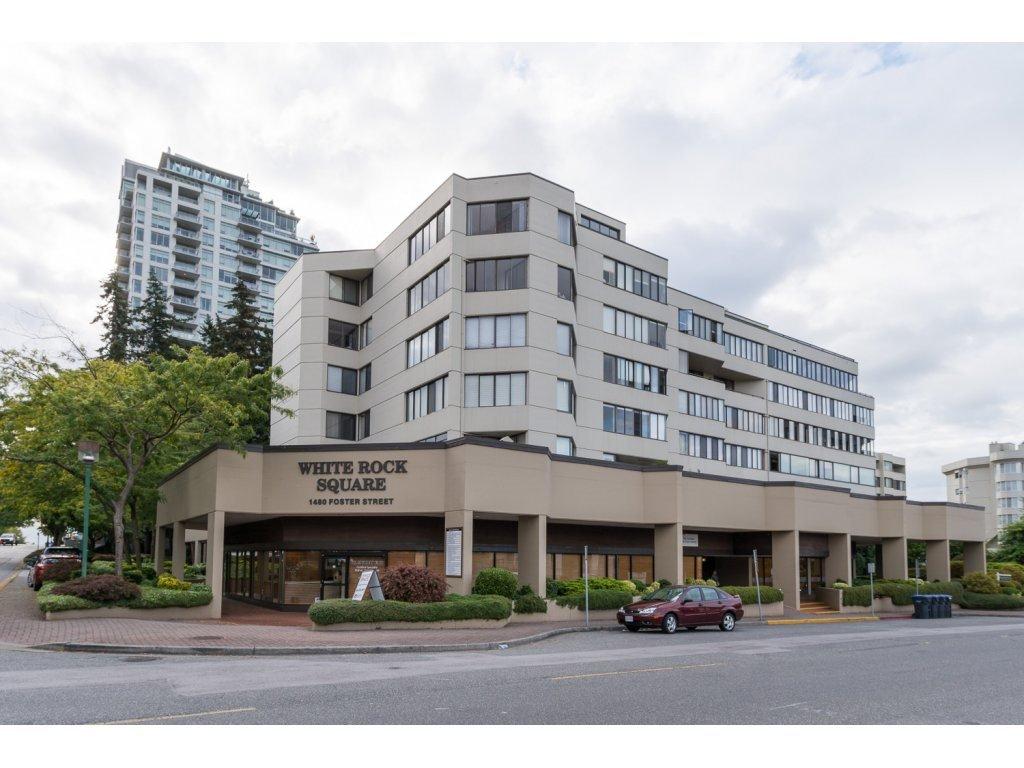 Main Photo: 508-1480 Foster St: White Rock Condo for sale (South Surrey White Rock)  : MLS®# R2105235