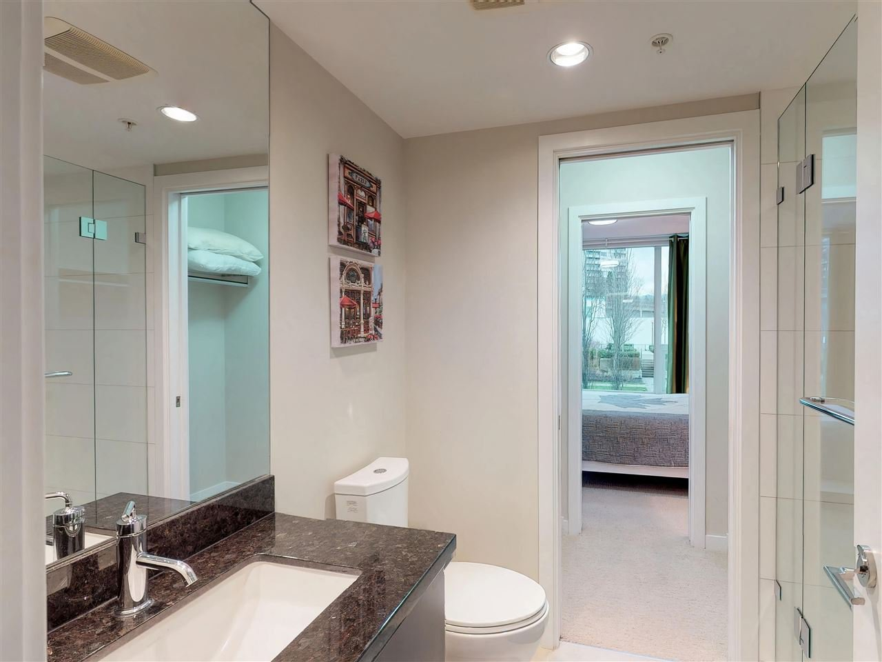 Photo 18: Photos: 405 2232 DOUGLAS ROAD in Burnaby: Brentwood Park Condo for sale (Burnaby North)  : MLS®# R2347040