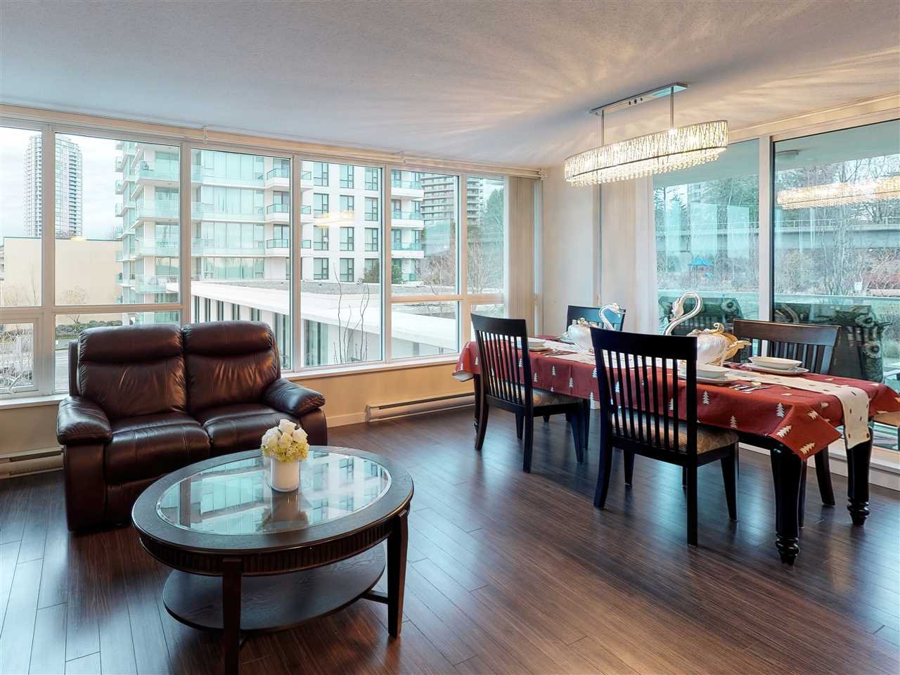 Photo 9: Photos: 405 2232 DOUGLAS ROAD in Burnaby: Brentwood Park Condo for sale (Burnaby North)  : MLS®# R2347040