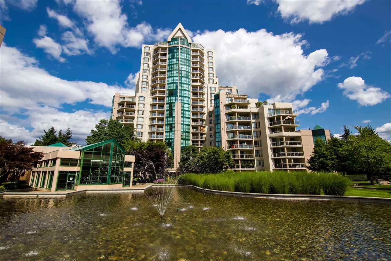 "Main Photo: 109 1196 PIPELINE Road in Coquitlam: North Coquitlam Condo for sale in ""THE HUDSON"" : MLS®# R2390281"