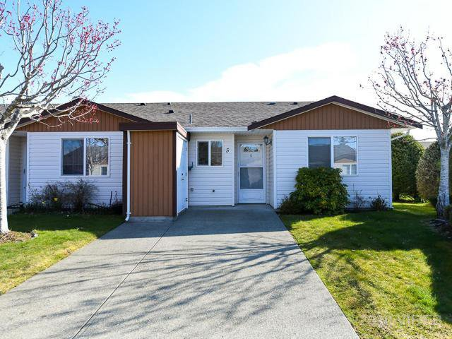 Main Photo: 5 2197 Murrelet Dr in COMOX: CV Comox (Town of) Row/Townhouse for sale (Comox Valley)  : MLS®# 837151