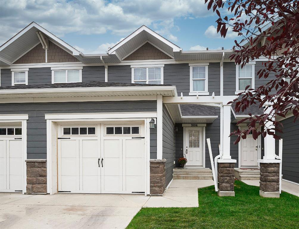 Main Photo: 1604 881 Sage Valley Boulevard NW in Calgary: Sage Hill Row/Townhouse for sale : MLS®# A1032743