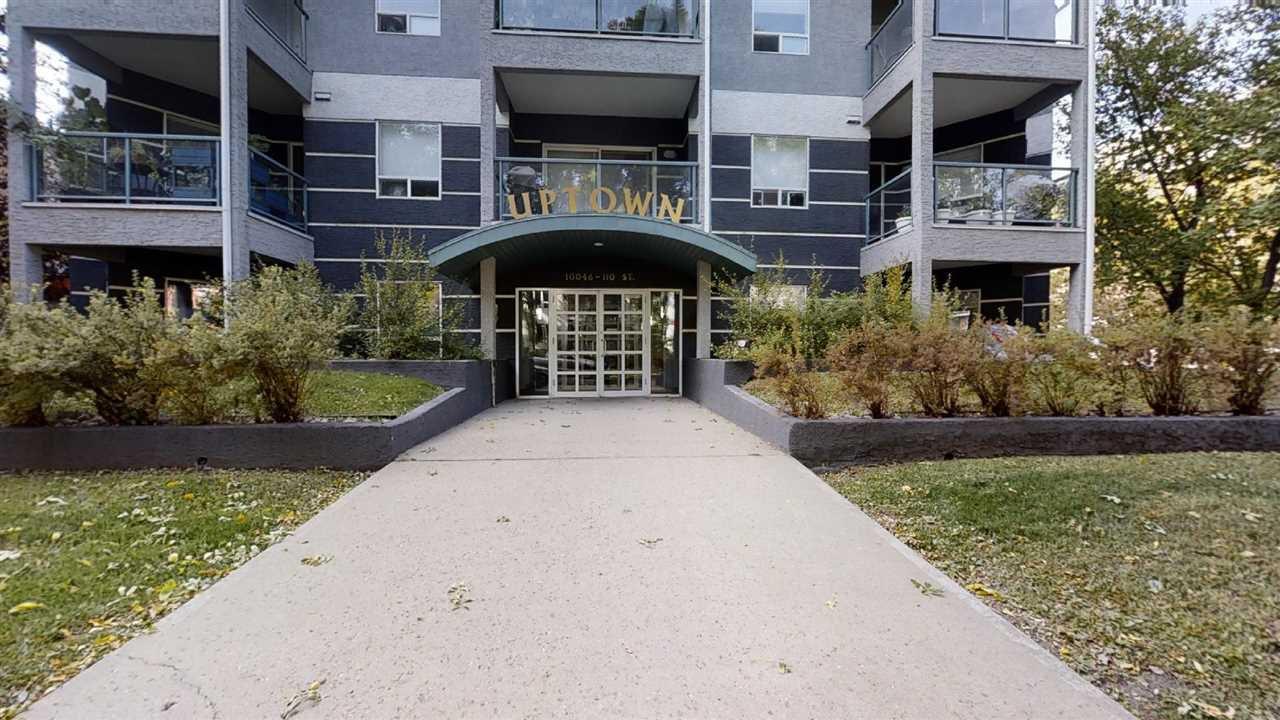 Main Photo: 403 10046 110 Street in Edmonton: Zone 12 Condo for sale : MLS®# E4214734