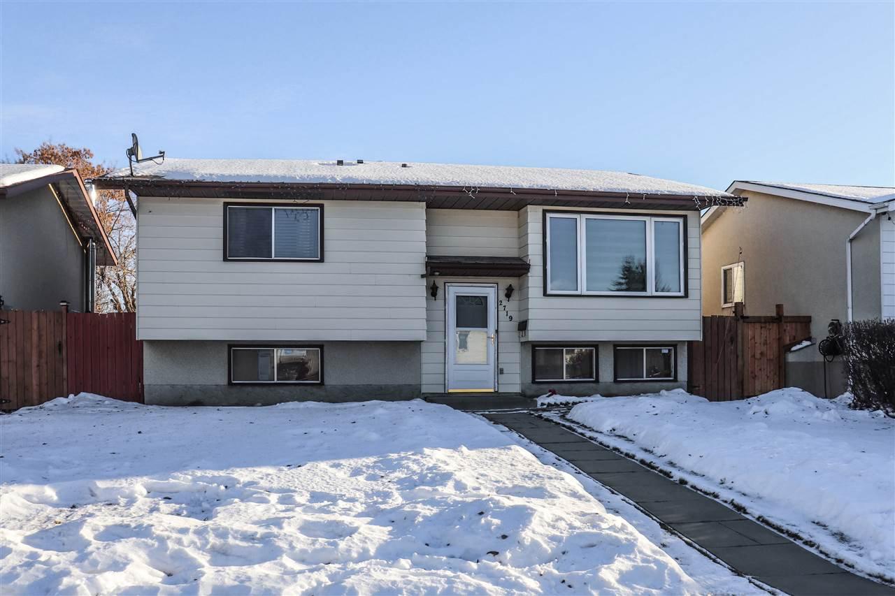 Main Photo: 2719 37 Street in Edmonton: Zone 29 House for sale : MLS®# E4222713