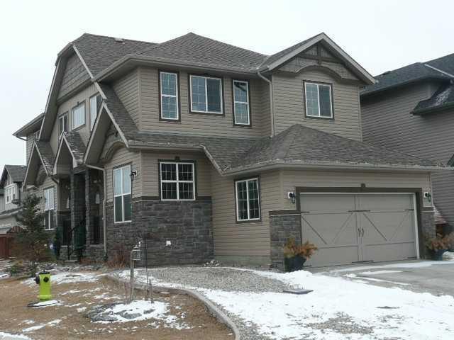 Main Photo: 68 SILVERADO CREEK Crescent SW in CALGARY: Silverado Residential Detached Single Family for sale (Calgary)  : MLS®# C3532319