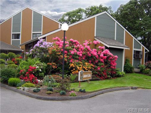 Main Photo: 12 4041 Saanich Rd in VICTORIA: SE High Quadra Row/Townhouse for sale (Saanich East)  : MLS®# 645762