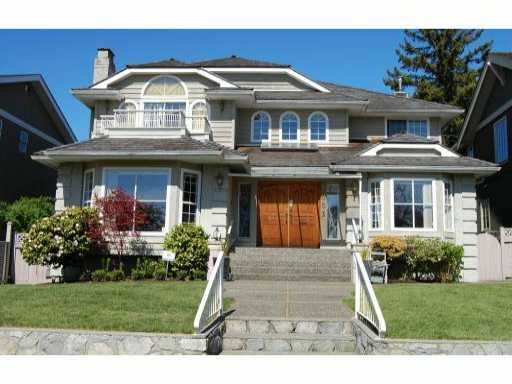Main Photo: 4053 W 38TH AV in VANCOUVER: Dunbar House for sale (Vancouver West)  : MLS®# V1000400