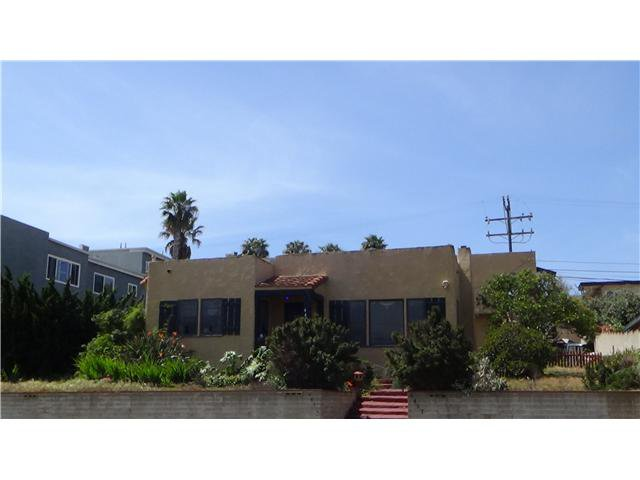 Main Photo: 2-4 Units for sale: 4415 Temecula Street in San Diego