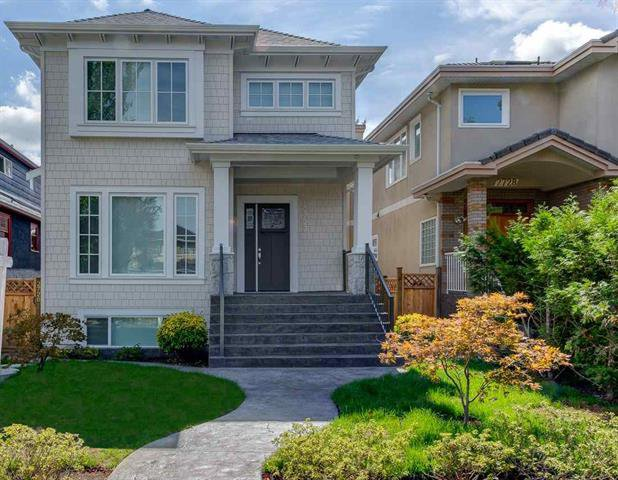 Main Photo: 2722 W 22ND AV in VANCOUVER: Arbutus House for sale (Vancouver West)  : MLS®# V1143669