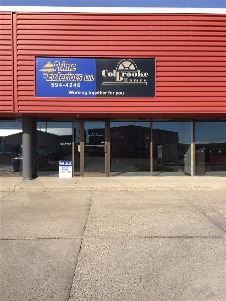 Main Photo: #8 5606 54 ST: Cold Lake Retail for lease : MLS®# E4034446
