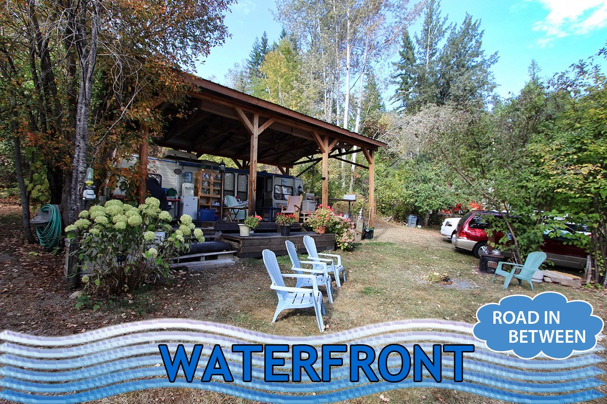 Photo 1: Photos: 6469 Squilax Anglemont Highway: Magna Bay Land Only for sale (North Shuswap)  : MLS®# 10202292