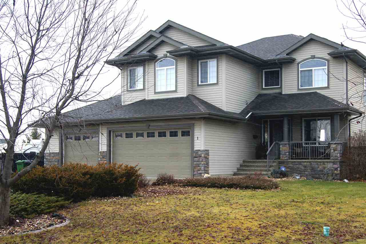 Main Photo: 1 GREENFIELD Close: Fort Saskatchewan House for sale : MLS®# E4190921