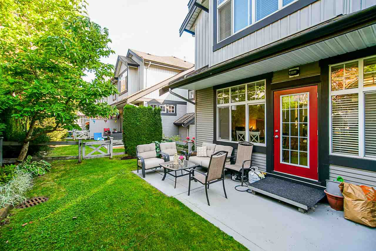 "Main Photo: 20 18839 69 Avenue in Surrey: Clayton Townhouse for sale in ""Starpoint"" (Cloverdale)  : MLS®# R2506289"