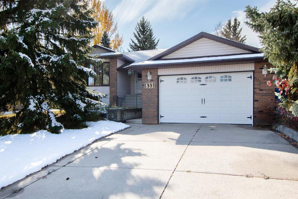 Main Photo: 633 Wallace Drive: Carstairs Detached for sale : MLS®# A1042129