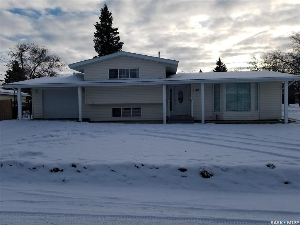 Main Photo: 1118 94th Street in Tisdale: Residential for sale : MLS®# SK837781