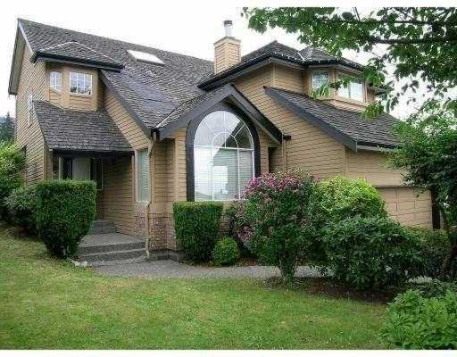 Main Photo: 2917 DELAHAYE DR in Coquitlam: Canyon Springs House for sale : MLS®# V569889