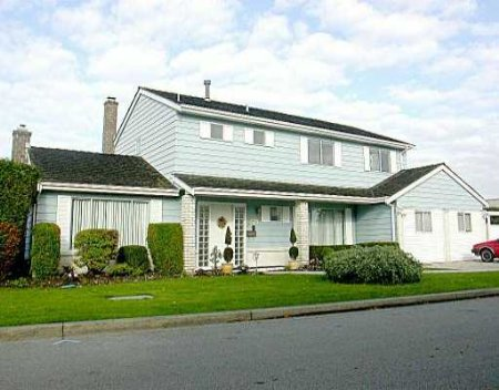 Main Photo: 4475 Hermitage Dr: House for sale (Steveston)  : MLS®# v509781