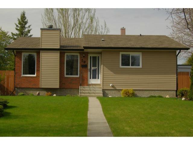 Main Photo: 59 Ashford Drive in WINNIPEG: St Vital Residential for sale (South East Winnipeg)  : MLS®# 1208826