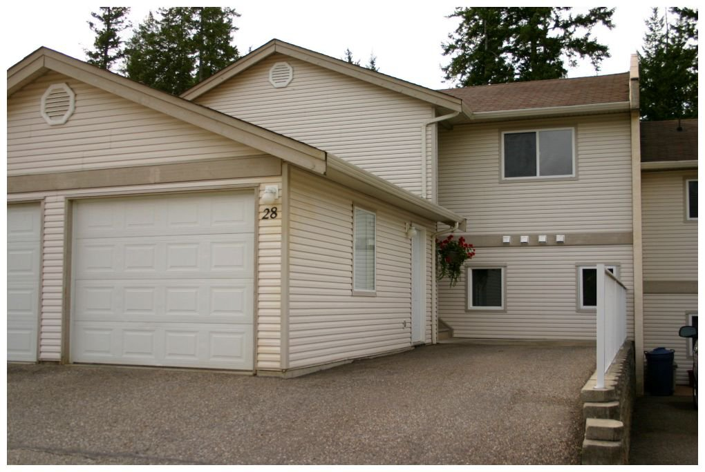 Main Photo: 28 171 Southeast 17th Street in Salmon Arm: Bayview SE House for sale : MLS®# 10072381