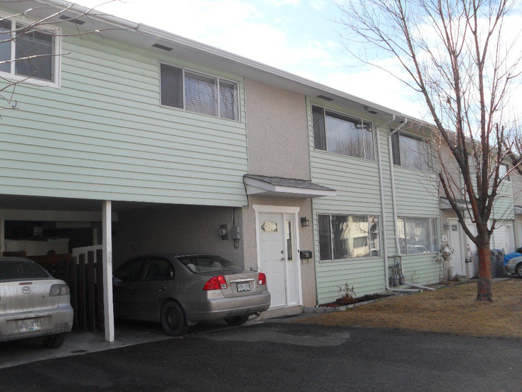 Main Photo: 29 800 Valhalla Drive in Kamloops: Brock Multifamily for sale : MLS®# 121392