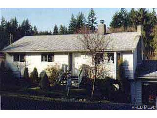 Main Photo: 2388 Cedarridge Dr in SOOKE: Sk Broomhill House for sale (Sooke)  : MLS®# 145183