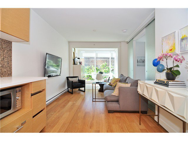 Main Photo: # 606 565 SMITHE ST in Vancouver: Downtown VW Condo for sale (Vancouver West)  : MLS®# V1086466