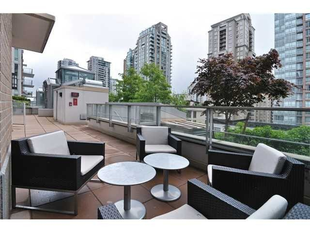 Photo 19: Photos: # 606 565 SMITHE ST in Vancouver: Downtown VW Condo for sale (Vancouver West)  : MLS®# V1086466