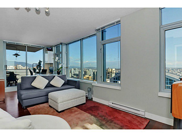 Main Photo: # 3202 1255 SEYMOUR ST in Vancouver: Downtown VW Condo for sale (Vancouver West)  : MLS®# V1108433