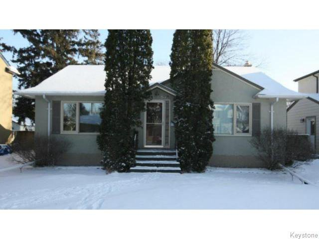 Main Photo: 532 Niagara Street in Winnipeg: Single Family Detached for sale (River Heights)  : MLS®# 1203549
