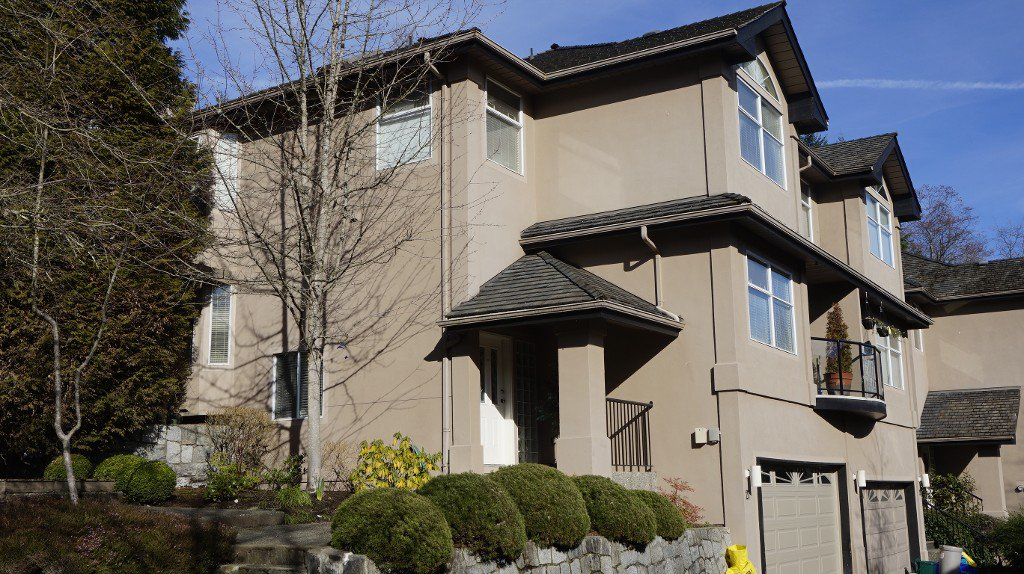 Main Photo: 27 2951 Panorama Drive in Coquitlam, BC: Townhouse for sale : MLS®# R2032950