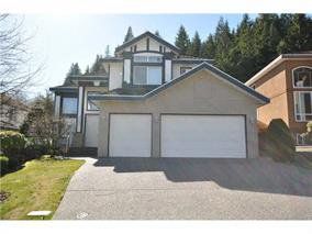 Main Photo: 1027 Sugarpine Court in Coquitlam: Westwood Plateau House for sale : MLS®# V1058207