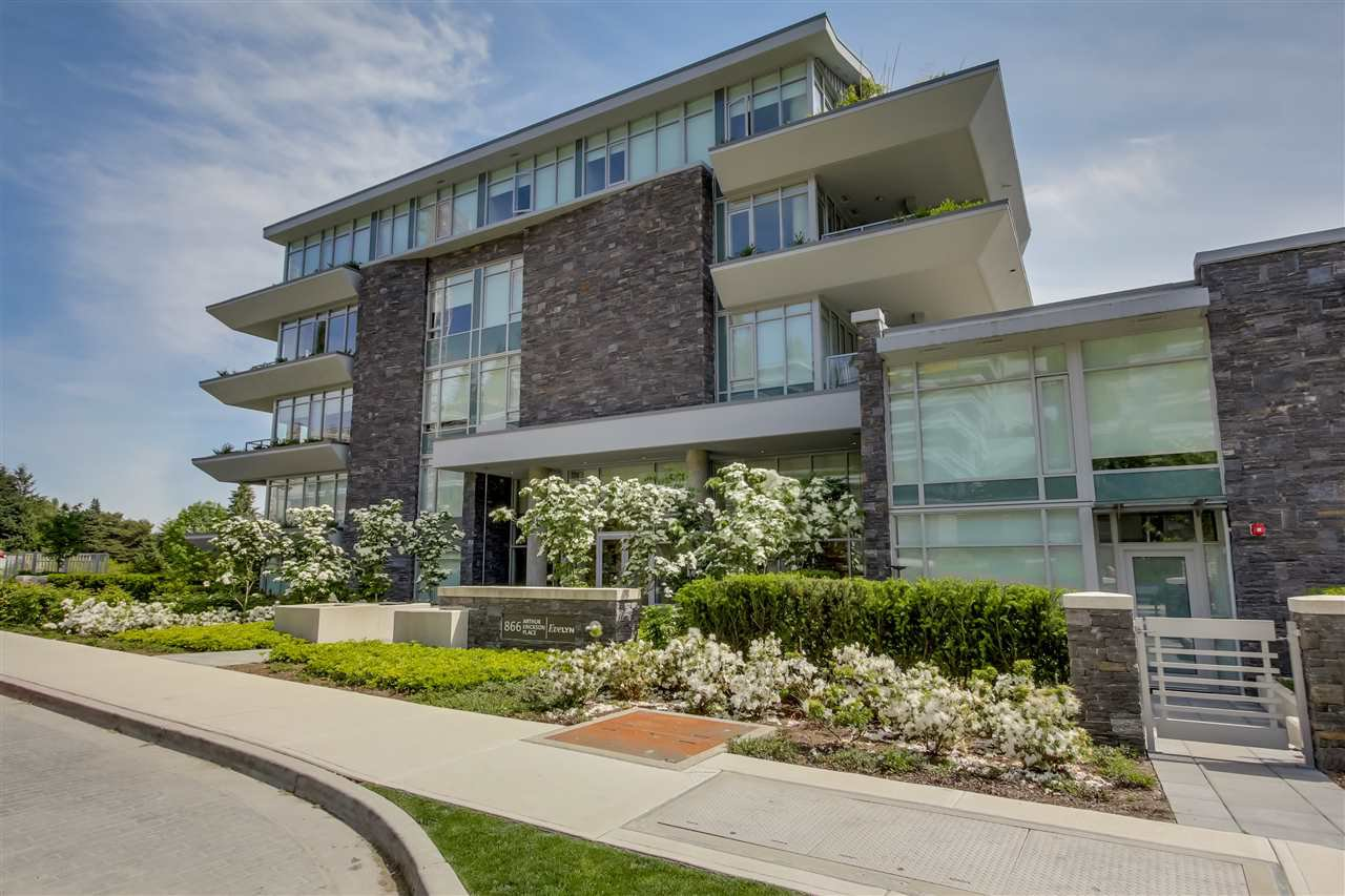 Main Photo: 101 866 ARTHUR ERICKSON PLACE in North Vancouver: Park Royal Condo for sale (West Vancouver)  : MLS®# R2070368